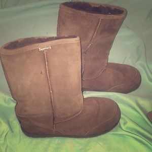 Brown BearPaw Boots